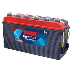 Exide invaplus home Battery