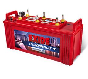 Exide Invasmart inverter range Battery