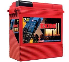 Exide invatall ghar Battery